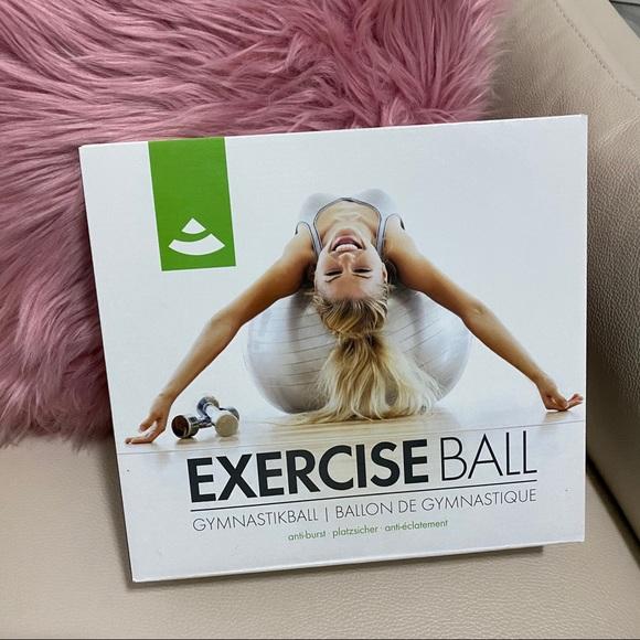 Exercise Gymnastics Ball. 75cm